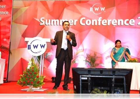 Bww Arun & Pragna Pathak