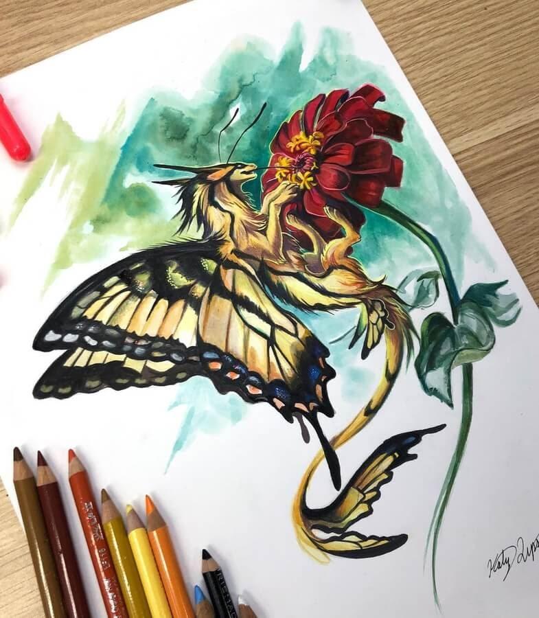 07-Swallow-tail-Butterfly-Katy-Lipscomb-www-designstack-co
