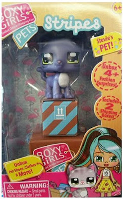 Кошечка Boxy Girls Pets Stripes