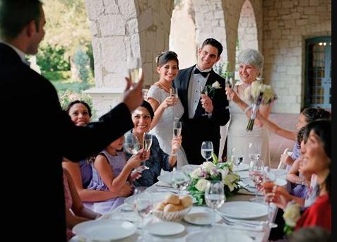 Wedding Toast Activities