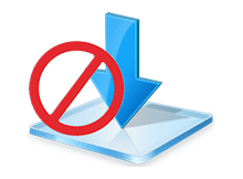 ikon Windows Update Blocker