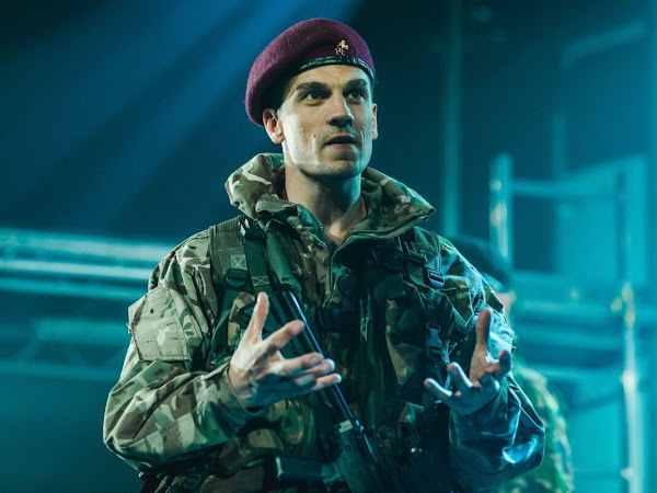 Henry V, Barn Theatre | Review