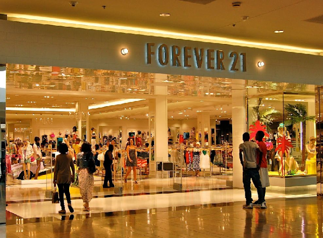 Loja Forever 21 em Las Vegas