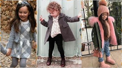 Outfits de Moda para Niñas