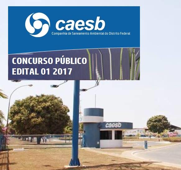 CAESB/DF anuncia concurso público para Analista de Suporte