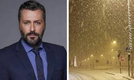 Καλλιάνος: Ρωσικές αέριες μάζες θα μας επισκεφτούν απο το βράδυ της Πρωτοχρονιάς