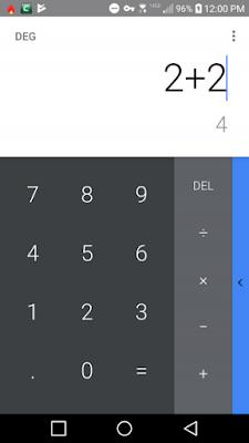 تحميل تطبيق (Calculator (by Google