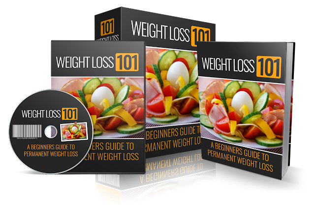 Weight Loss 101  PLR Pack