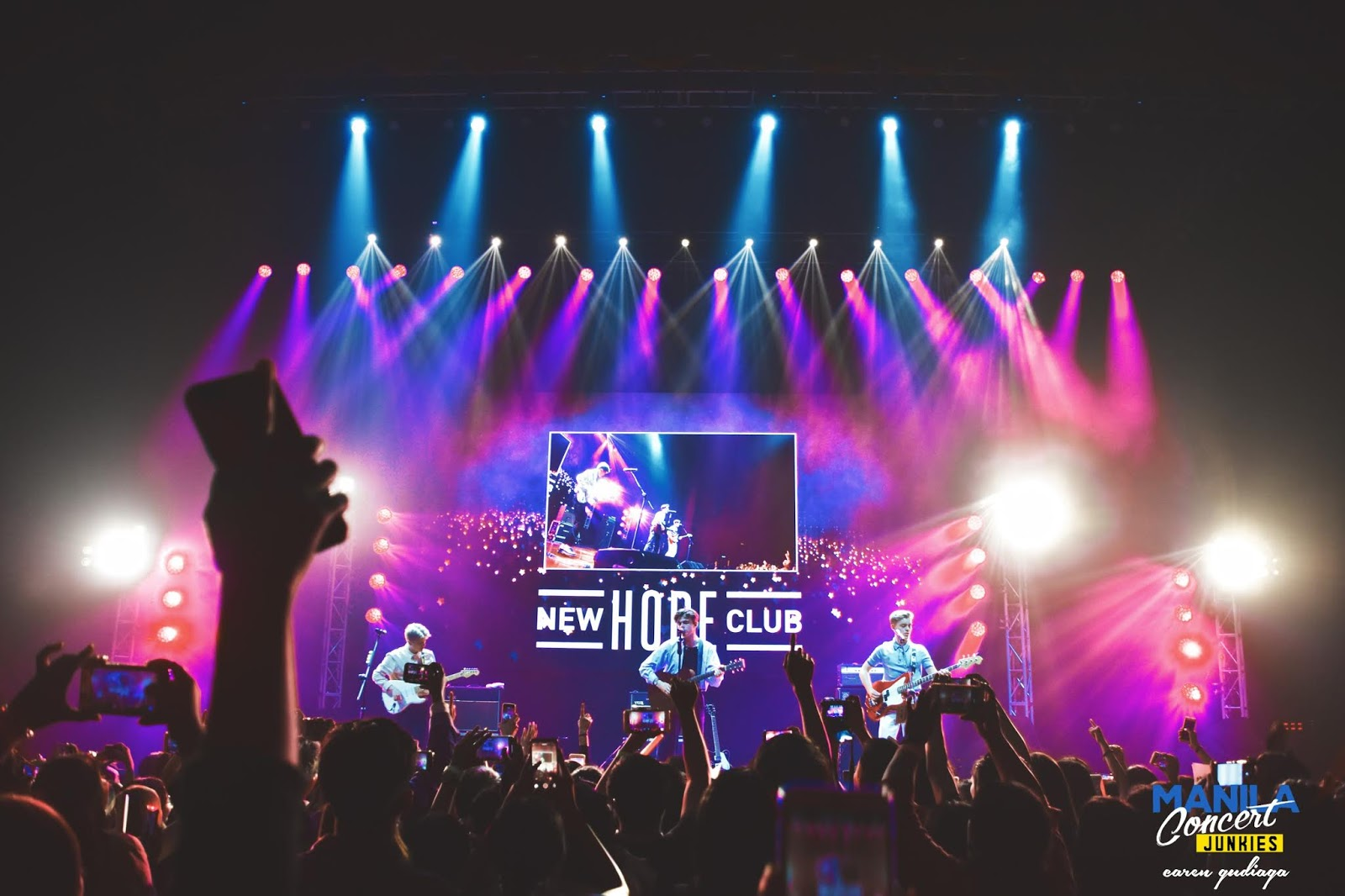 A Youthful Night with New Hope Club | Manila Concert Junkies