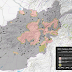 Map-Current Situation in Afghanistan (Accurate as of August 13th, likely to become inacurate within 12 hours)