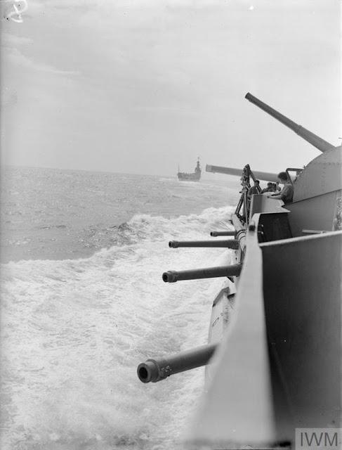 HMS Illustrious, 29 May 1942 worldwartwo.filminspector.com
