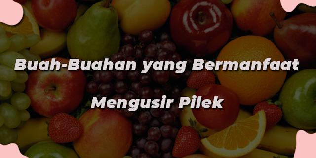 buah untuk mengurangi pilek