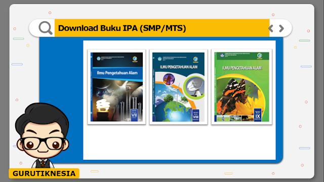 download gratis buku pdf ipa untuk smp/mts