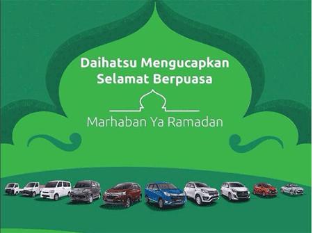 Mobil Daihatsu Promo Lebaran 2018