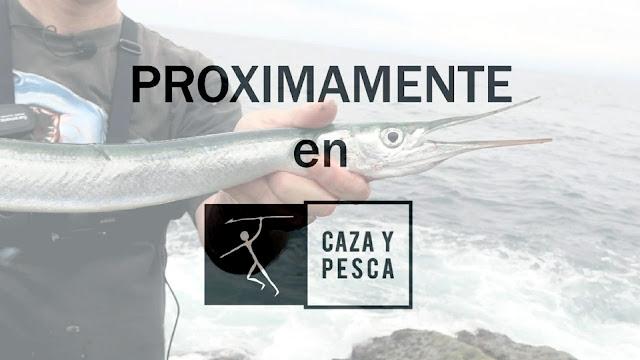 EXTRENO - Momento spinning Caza y Pesca Movistar+