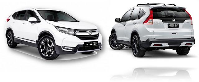Daftar Pajak Honda CR-V 2019