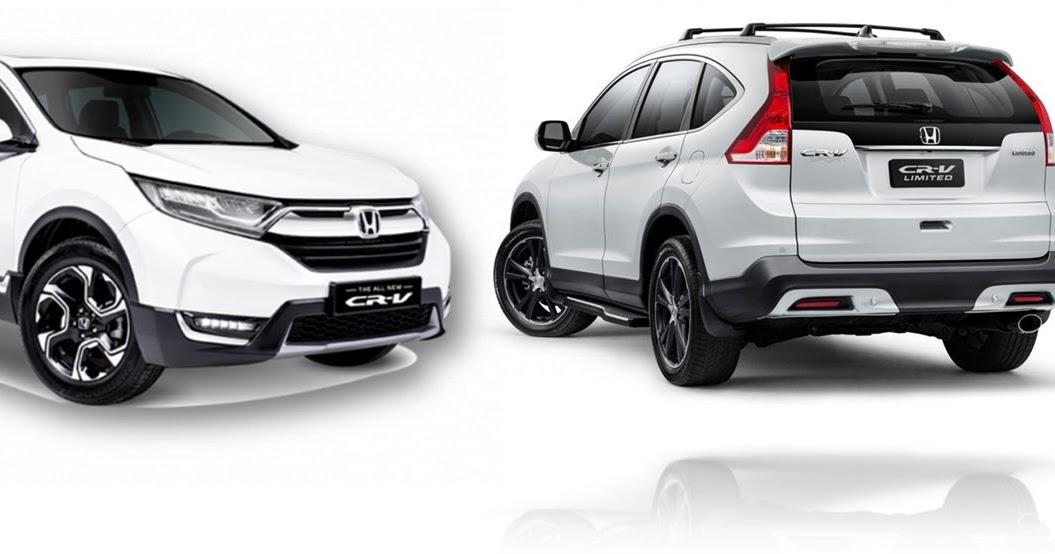 Daftar Pajak Lengkap Honda Cr V Semua Tipe Terbaru 2020 Otospeedmagz Com