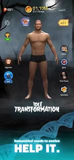 Idle Transformation apk mod