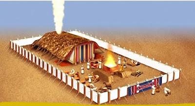 O mundo religioso teve quatro templos proféticos e reais. Salomão foi o construtor do primeiro templo, no qual foi colocado a arca da aliança , os pães da preposição e a vara de Arão que floresceu. Foi o templo da Gloria do Senhor. 1 Reis cap 5 a 8.