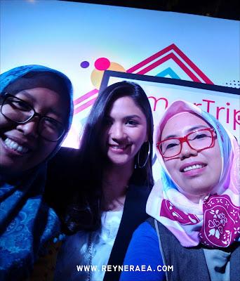 blogger surabaya bersama Jesica Mila