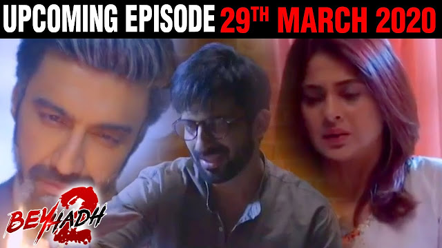 Big Twist : MJ Maya and Rudra's hate love story back on track again in Beyhadh 2