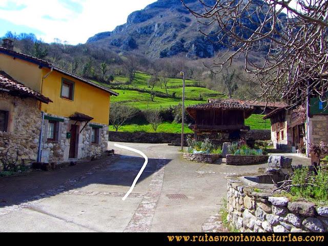 Ruta al Pico Gorrión: Vichaoriche
