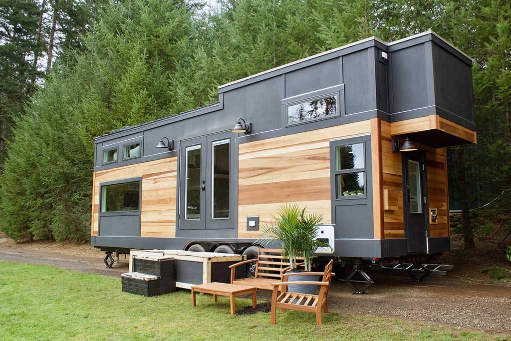 Tiny house town big outdoors tiny home for Tiny house floor plans for sale