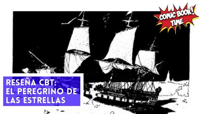"""Cómic reseña: """"El peregrino de las estrellas"""" de Carlos Trillo y Enrique Breccia"""