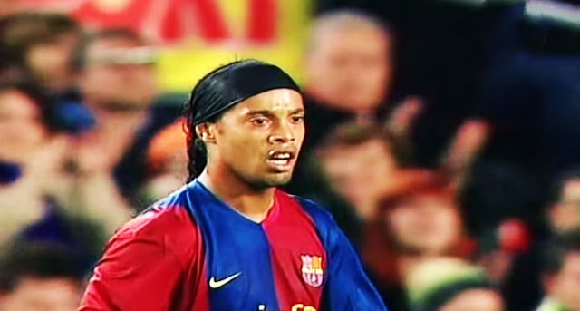 Ronaldinho news.