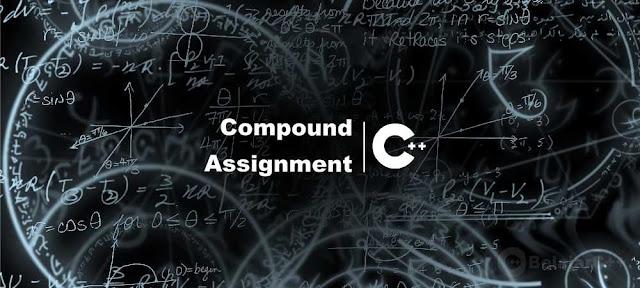 Pengertian dan Contoh Operator Pemberi Nilai Aritmatika C++ - Belajar C++