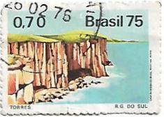 Selo Praia de Torres - RS