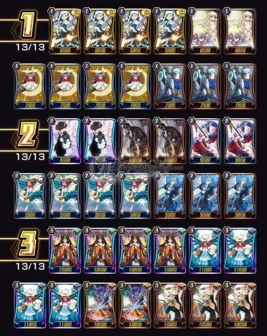 OTT Tsukuyomi Deck Build 1