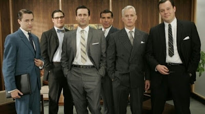 14. A HAIR CUT LIKE MAD MEN'S GUYS