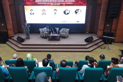 Prof. Masdar: Kechinaan-Keindonesiaan Kita Sudah Menyatu