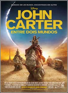 Download John Carter: Entre Dois Mundos AVi Dual Áudio + RMVB Dublado (2012)
