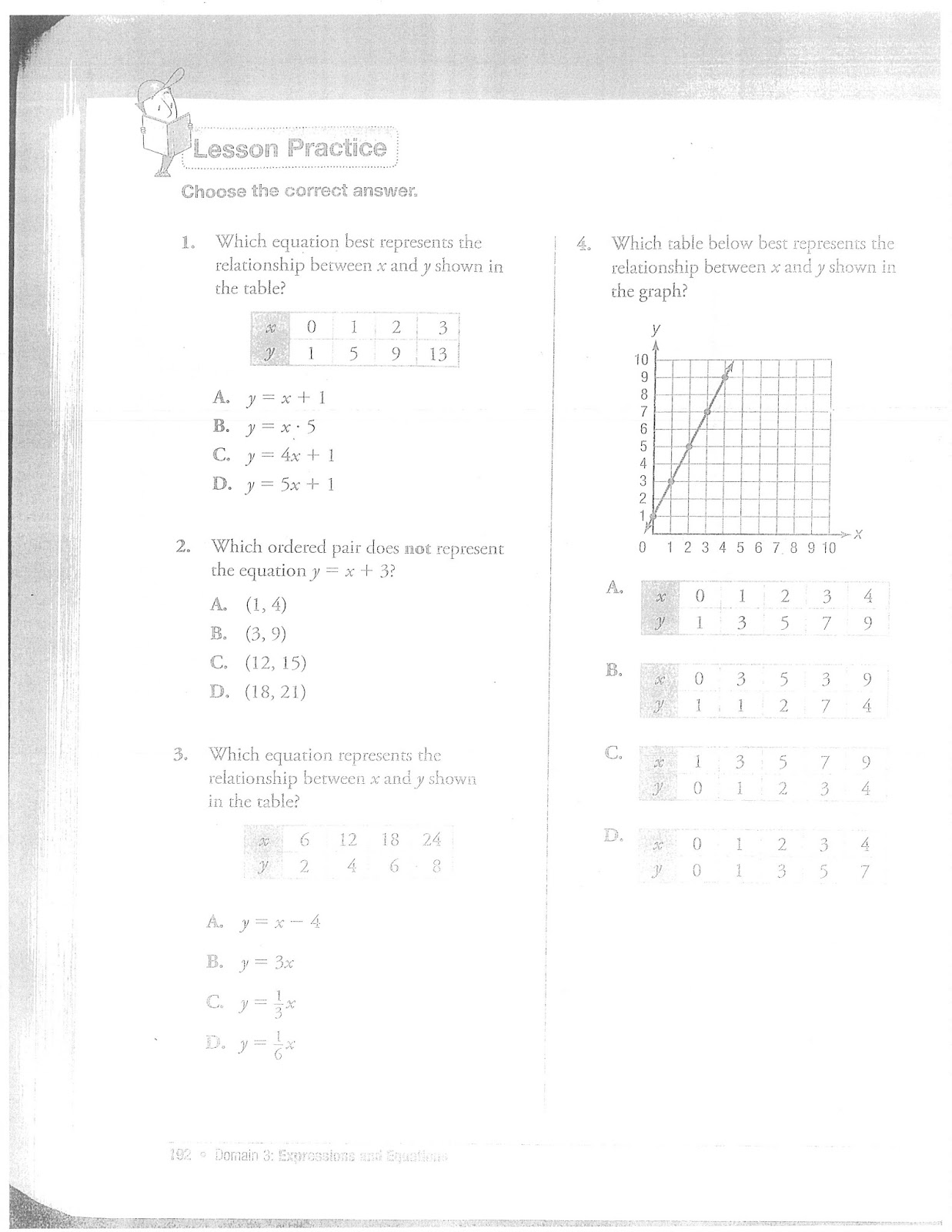 Mrs White S 6th Grade Math Blog Independent And