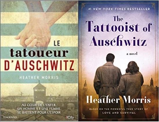 Des Livres Et Des Books Le Tatoueur D Auschwitz The
