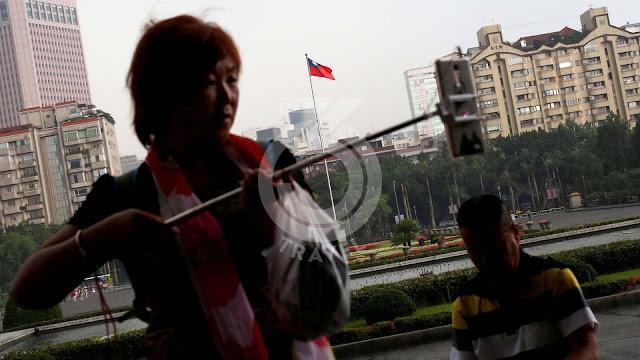 China suspends individual tourism to Taiwan