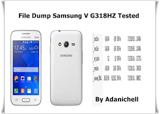 File Dump Samsung V G318HZ Tested