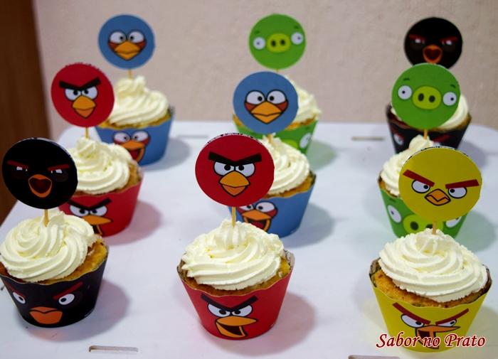 Cupcake simples e rápido