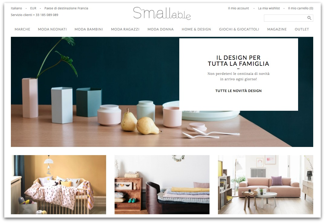 Discovering Smallable