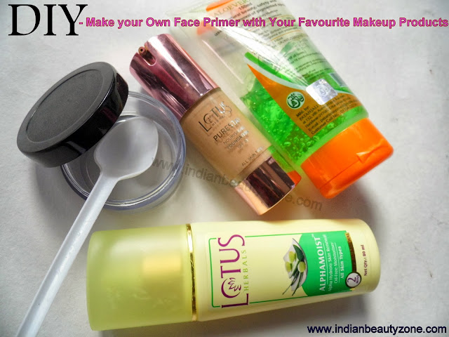 How to make makeup Primers in home