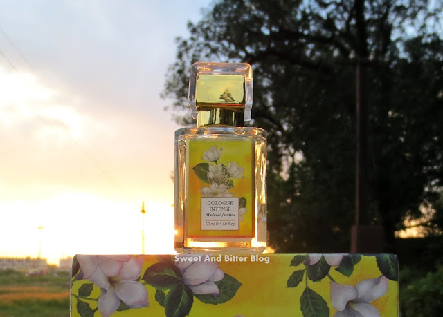 Forest Essentials Cologne Intense Madurai Jasmine Review