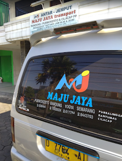 Maju Jaya Travel Purwokerto