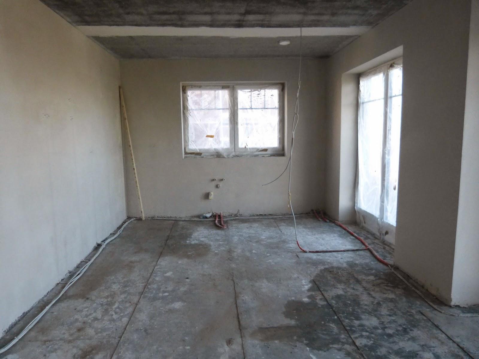 pebbles und bambam bauen ein haus ger st weg und putzer fast fertig. Black Bedroom Furniture Sets. Home Design Ideas