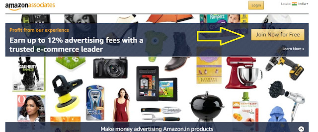 Amazon से पैसे कैसे कमाए - Amazon Affiliate से पैसे कैसे कमाए Join Now