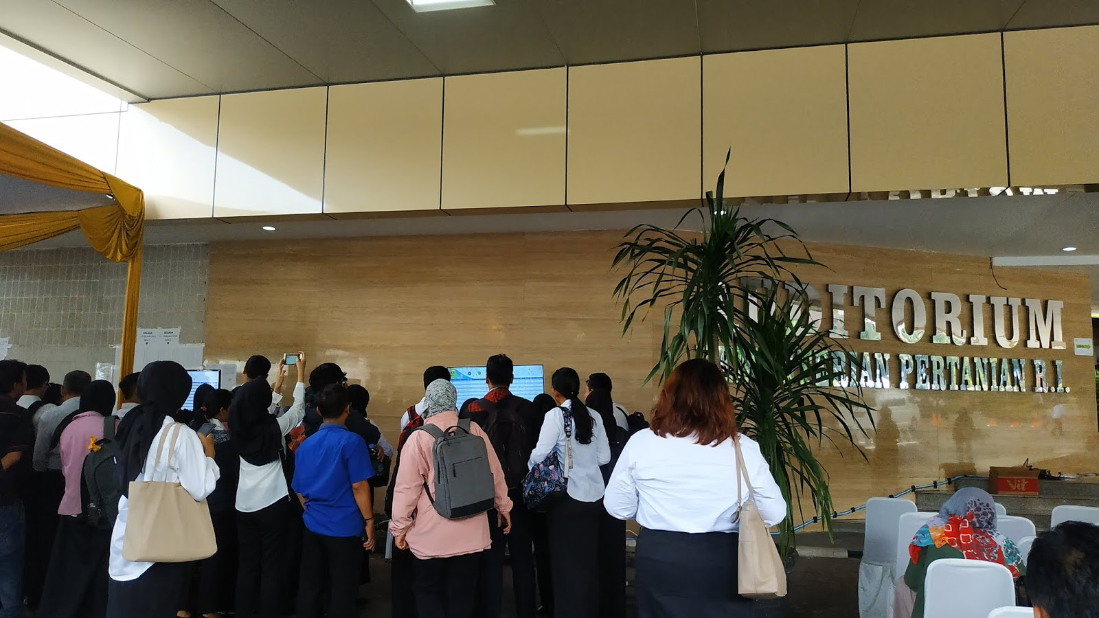 Pengalaman Tes SKD CPNS 2019 di Kementerian Pertanian ...