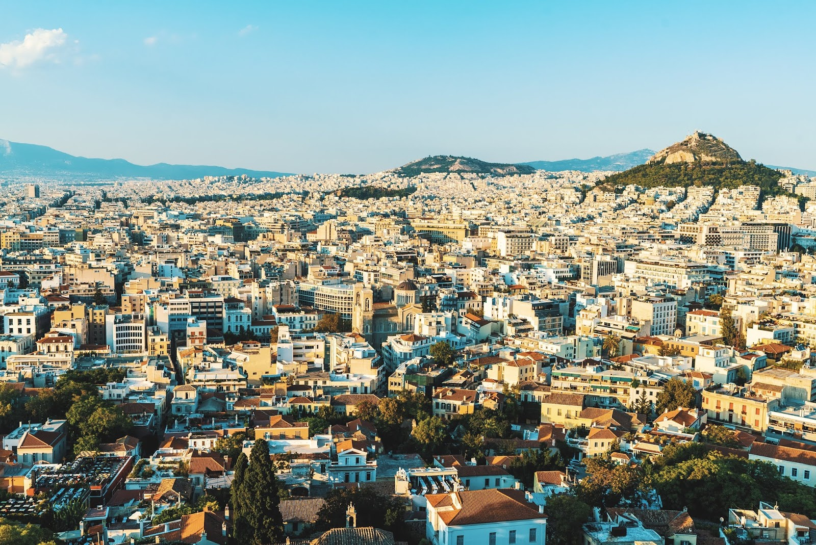 evan-wise-view over athens from the acropolois