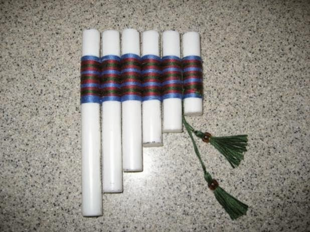 MyMusicalMagic: How to Make a Panpipe / Pan Flute