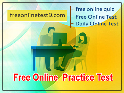 Free Online Competitive Exams Practice and Preparation Tests, Free Online Mock Tests